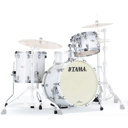 Tama MA30CMS-PWH Starclassic Maple 3-Piece Shell Pack-Piano White