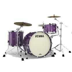 Tama MA34CZS-DPP Starclassic Maple 3-Piece Shell Pack-Deeper Purple