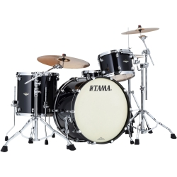 Tama MA34CZS-PBK Starclassic Maple 3-Piece Shell Pack-Piano Black