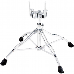 TAMA HTW749W DOUBLE FLOOR TOM STAND VERY LOW SETTING