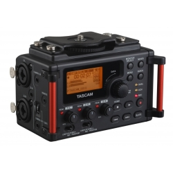 Tascam DR-60DMK2 4-Channel Portable Recorder for DSLR