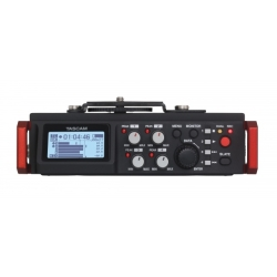 Tascam DR-701D 6-Track Field Recorder for DSLR with SMPTE Timecode