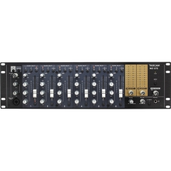 Tascam MZ-372 Multi-Channel Industrial-Grade Zone Mixer