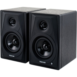 Tascam VL-S3BT 14W Two-Way Powered Desktop Monitors with Bluetooth