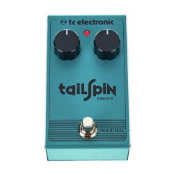 TC Electronic Tail Spin Vibrato Effect Pedal