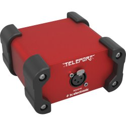 TC Electronic GLR Teleport Active DI Box Guitar Signal Receiver