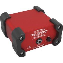 TC Electronic GLT TELEPORT Active DI Box Guitar Signal Transmitter