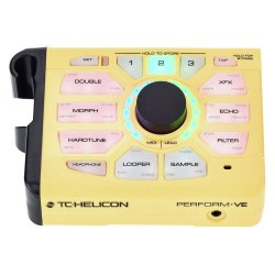 TC Helicon PERFORM-VE Vocal Manipulator and Processor