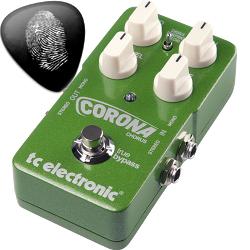 TC Electronic Corona Chorus Guitar Effect Pedal