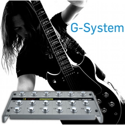 TC Electronic G-System Floor Based Guitar Effects System