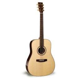 Simon and Patrick 033287 Showcase Rosewood Acoustic RH Electric 6 String Guitar