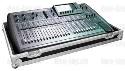 Road Ready RRX32W Case for Behringer X32 Mixer with Low Profile Wheels
