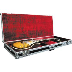 Road Ready RRGTR Electric Guitar Case – fits Fender and Les Paul