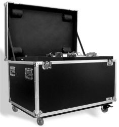 Road Ready RRUT1 - Utility Trunk with Caster Truck Pack, Adjustable Compartments & Pull Out Drawer