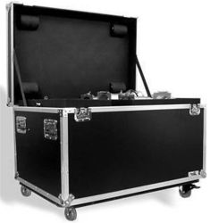 "Road Ready RRUT1E - Utility Trunk with Casters - Measures 29.5"" X 44.75"" X 30"" (Truck Pack)"