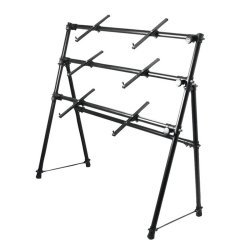 On Stage Stands KS7903 3-Tier A-Frame Keyboard Stand