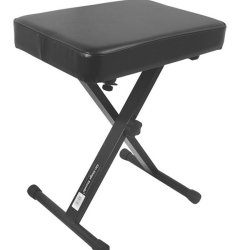 On Stage Stands KT7800 Three-Position X-Style Bench