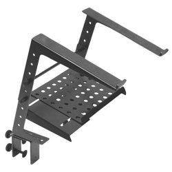On Stage Stands LPT6000 Multi-Purpose Laptop Stand with 2nd Tier