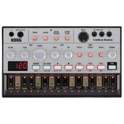Korg DJ VOLCA-BASS Analog Bass machine with 16 step-Sequencer 3 parts.3.OSC