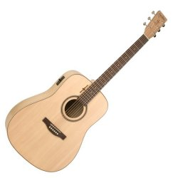 Simon and Patrick 036387 Amber Trail SG T35 Dreadnought Acoustic Electric 6 String Guitar