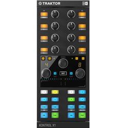 Native Instruments Traktor Kontrol X1 MK2 DJ and FX Controller