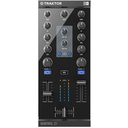 Native Instruments Traktor Kontrol Z1 DJ Mixing Controller