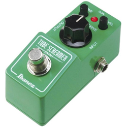 Ibanez TSMINI Tube Screamer Compact Overdrive Mini Pedal