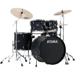 Tama IP52KH6N-BBOB Imperialstar 5 piece Drum Kit-Brushed Out Black