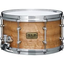 "TAMA LGM137STA S.L.P. Series G-Maple Snare Drum 7 x 13"" - Satin Tamo Ash"