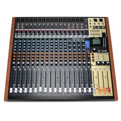 Tascam Model 24 Bluetooth Enabled Digital Mixer, Recorder, and USB Audio Interface