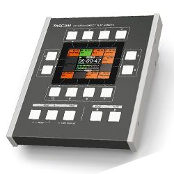 Tascam RC-SS150 Flash Remote control for SS-R250N and SS-CDR250N