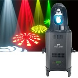 American DJ INNO-SCAN-HP LED High Output Scanner 80W with 6 Gobos and 8 Colors