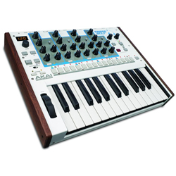 Akai Timbre Wolf Analog 4-Voice Polyphonic Synthesizer and Midi Keyboard (open box discontinued clearance)