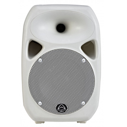 Wharfedale Pro Titan 8 Active mkII-White 8 Inch 2 Way Bi Amplified System Active Loudspeaker in White