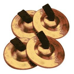 Toca T2530 Finger Cymbals 2 Pair