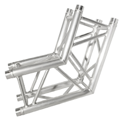 Trusst CT290-4120C 120º Corner Two Way Corner Section Truss Component