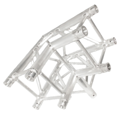 Trusst CT290-4390C 3-way 90º Corner Three Way Corner Section Truss Component