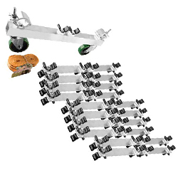 Trusst CT290-DOLLYKIT Truss Dolly Kit for Transporting Straight Truss Sections