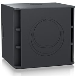 Turbosound M15B Milan 2200W 15 Inch Powered Subwoofer
