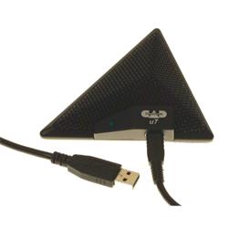 CAD Audio U7 USB Desktop Condenser Recording Microphone