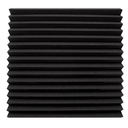 "Ultimate Acoustics UA-WPW-12 Wedge-style Professional Studio Foam- 12""x12""x2"""