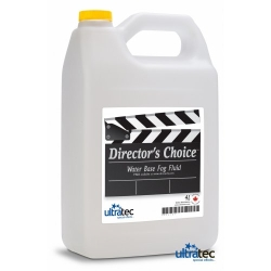 Ultratec CFF2751-4X4L Director's Choice Fog Fluid-Case (4x4 litres)