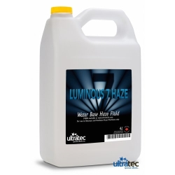 Ultratec CFF2855-4X4L Luminous 7 Haze Fluid-4X4L