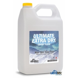 Ultratec CFF3618 Ultimate Extra Dry Snow Fluid