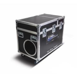 Ultratec CLF4425 High Power Low Pressure LSG PFI-9D System with Road Case
