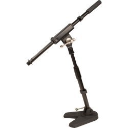 Ultimate Support JS-KD55 - Angle-Adjustable Kick Drum/Guitar Amp Mic Stand (discontinued clearance)