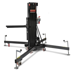 VMB HDT-8 Towerlift Series 772 lbs/ 26.9' Max (350kg/ 8.2m) in Black