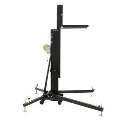VMB TL-054B Towerlift Series 485 lbs/ 17.8' Max (220 kg/ 5.45m) in Black