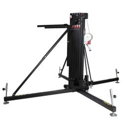 VMB TL-A500 Line Array Lift 1102 lbs/ 22.9' Max (500kg/ 7m) in Black