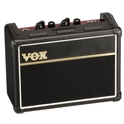 Vox AC2RV Battery Operated RhythmVox Mini Guitar Combo Amplifier with Built in Beats